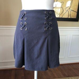 ⭐️ 3/$15 Tresics Lux Charcoal Grey Mini Skirt